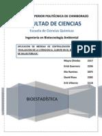 Informe de Bioestadistica 2