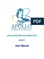 APSS Manual