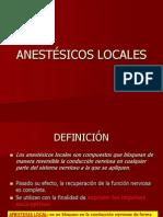 41640653 Anestesicos Locales