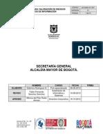 Administracion de Riesgos Alcaldia Bta