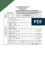 PLAN OPERATIVO INSTITUCIONAL AÑO FISCA 2012- MERCADO