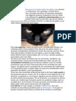 mitos de los gatos .docx
