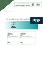 Pr-UGP-002 Protocolo de Traslado de Pacientes en Ambulancia (1)