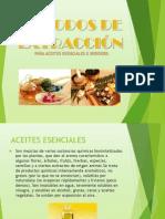 MÉTODOS DE EXTRACCIÓN (expo)