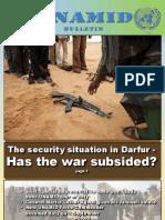 2009 10_Report_UNAMID Bulletin No 5