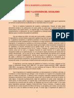 Lenin - El Imperialismo y la Escisión del Socialismo (1916)