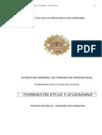 Apuntes de Formacion Etica y Ciudadana