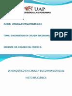 Diagnostico en Cirugia