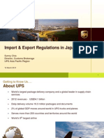 6 Export and Import Regulations in Japan UPS