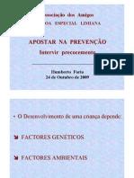 Dr Humberto Faria