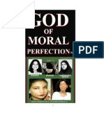 God of Moral Perfection