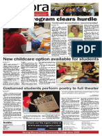 Overall Newspaper Design - MCCC - Staff