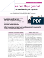 Medida Del pH Vaginal