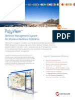 Ceragon PolyView NMS Brochure