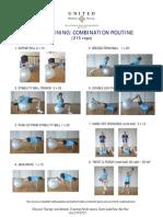 Core Training Combination Routine Light