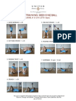 Core Training Med Ball l2