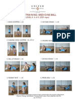 Core Training Med Ball l3