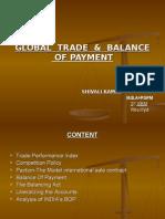 Global Trade & BOP