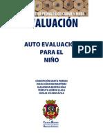 Autoevaluacion Nino