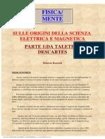 Storia Elettricita Magnetismo