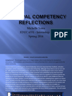 principal competency reflections