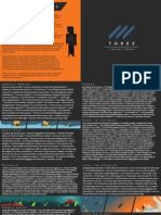 Digital Booklet - Three