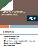 TEMA VIII-Inmunidad Antitumoral