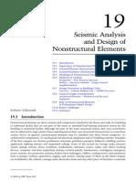 Análisis y diseño de elementos no estructurales