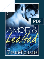 Tered Micheals_Amor & Lealtad