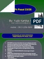 Slide PPh Ps. 23&26