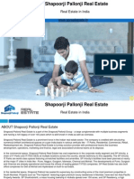 Residential Projects in India by Shapoorji Pallonji Real Estate