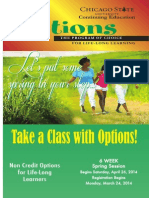 Chicago State University Continuing Education Catalog