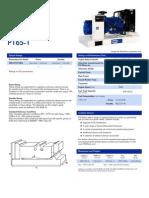 FG Wilson P165-1(4PP)GB(0213)