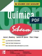 Quimica General - Jerome Rosenberg, Lewrence Epstein y Peter Krieger (Coleccion SCHAUM) - Novena Edicion