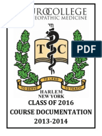 2016 Course Documentation Handbook vFinal