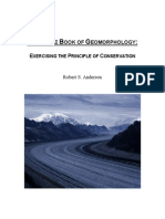 9254 Anderson - The Little Book of Geomorphology