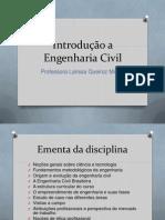 AEMS 2014_1 -Introdução a Engenharia Civil - Aula 1