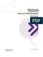 Audio Video Device Guide
