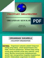 8 Volunteerism
