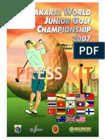 Jakarta World Junior Golf Championship 2007