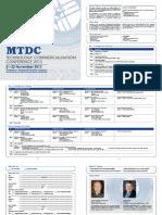 Brochure MTCC