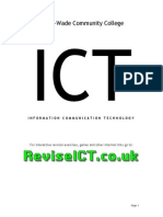 ICT Revision for o-levels