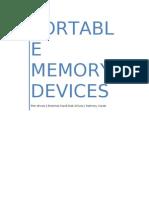 Portable Memory