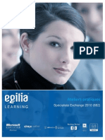 Installation d'Exchange Server 2010