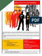 Oracle SCM Traininng Brochure