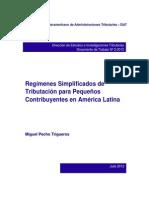 Regimenes Simplificados Tributacion Pequenos Contribuyentes AL