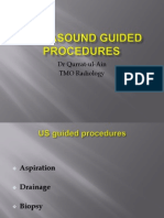 Ultrasound Guided Procedures