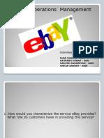 Ebay Case Group5
