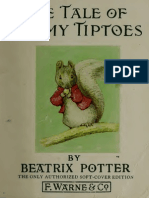 Beatrix Potter - The Tale of Timmy Tiptoes (1911)