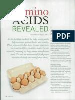 Amino Acids 101